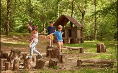 5 effecten van buitenspelen op de ontwikkeling van uw kind